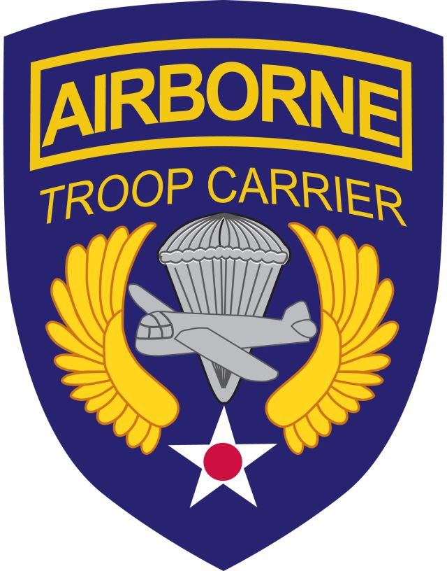 Airborne Tac Airlift Patch